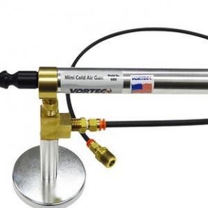 Mini Kaltluftpistole BSP680 VORTEC Produktion Kühlung