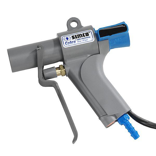 Cobra Ionensprühpistole Antistatik Kunststoffproduktion