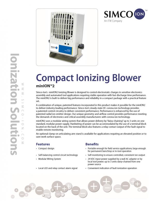 Ionisation Kunststoffproduktion Alternativen