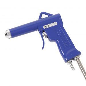 ES2J Ionensprühpistole statische Aufladung verhindern Kunststoff Produktion