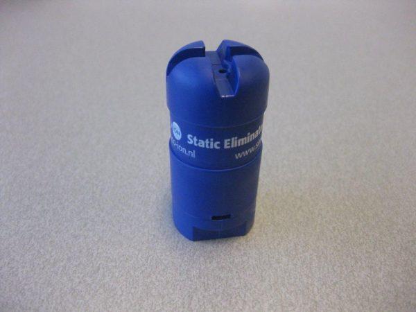 HE Düse statische Aufladung Kunststoff verhindern