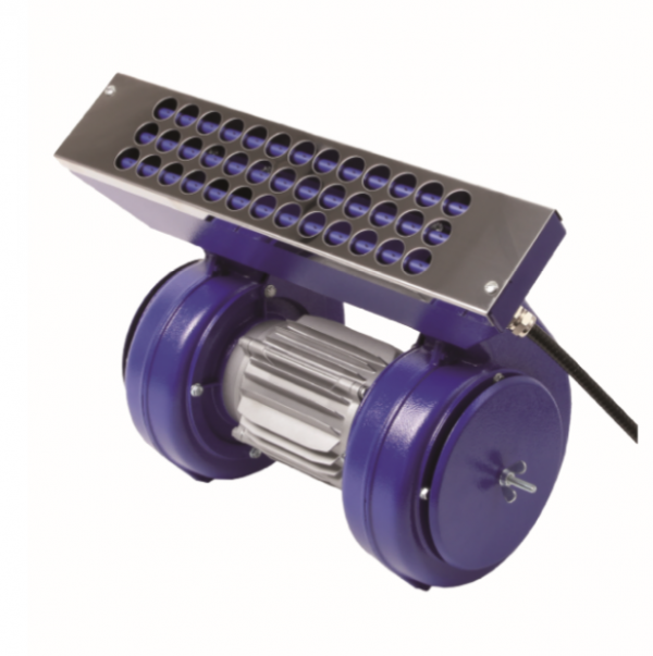 Statik Produktion Aufladen Entladen Tools Möglichkeiten Ionengebläse