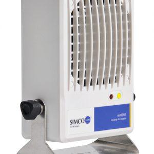 Minion Simco Ionengebläse Statik entladen Produktion